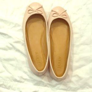 Blush Ballet Slippers